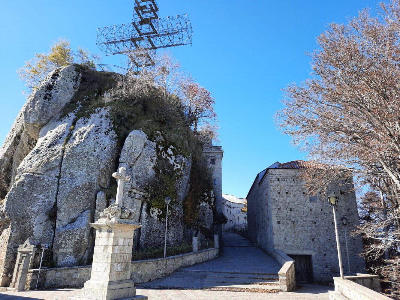 Croce Monte Gelbison