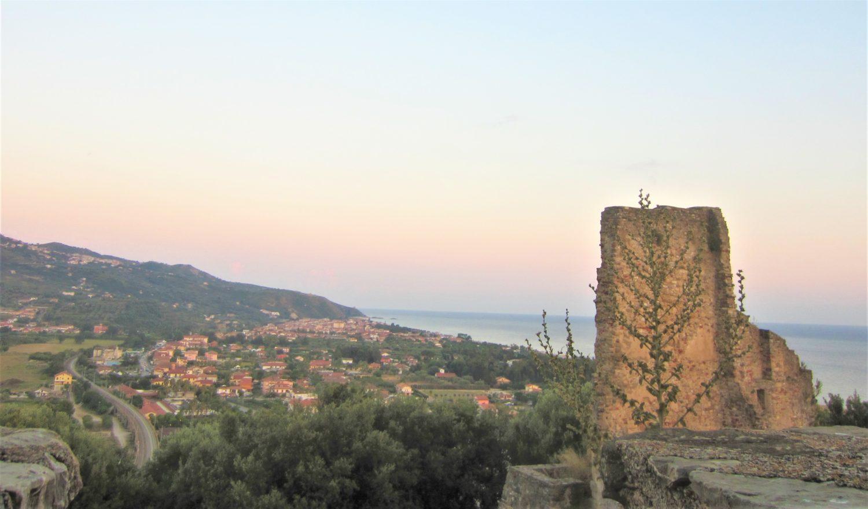 parco archeologico di velia ascea veduta panoramica il cilentano cilento