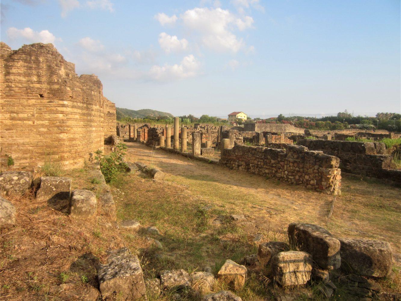 scavi di velia, parco archeologico di elea velia ascea il cilentano cilento