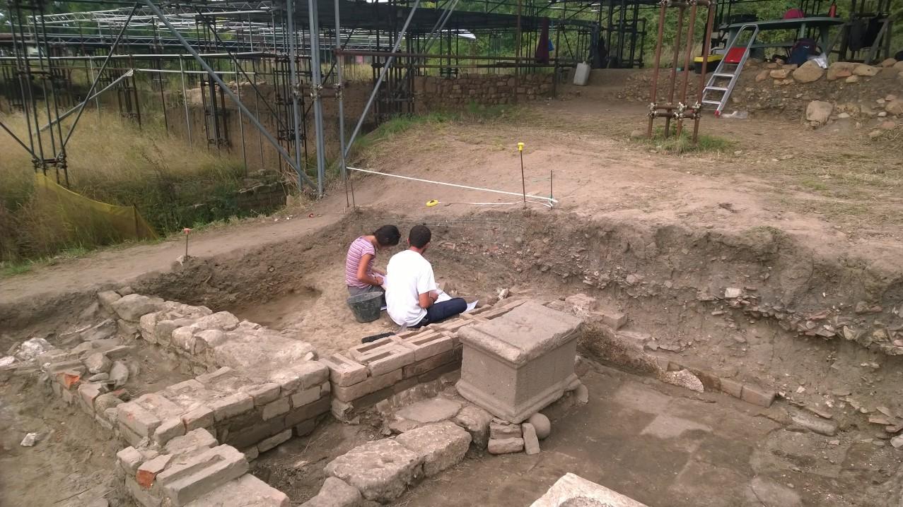 scavi di velia parco archeologico di velia ascea il cilentano cilento