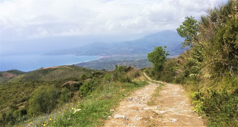 sentiero-trekking-ascea-catona-santuario-del-carmelo-il-cilentano-cilento