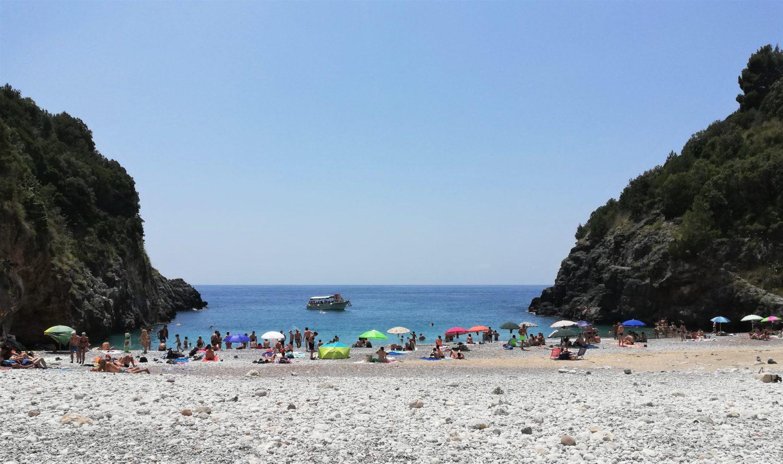Spiaggia del pozzallo marina di camerota cilento il cilentano.jpg