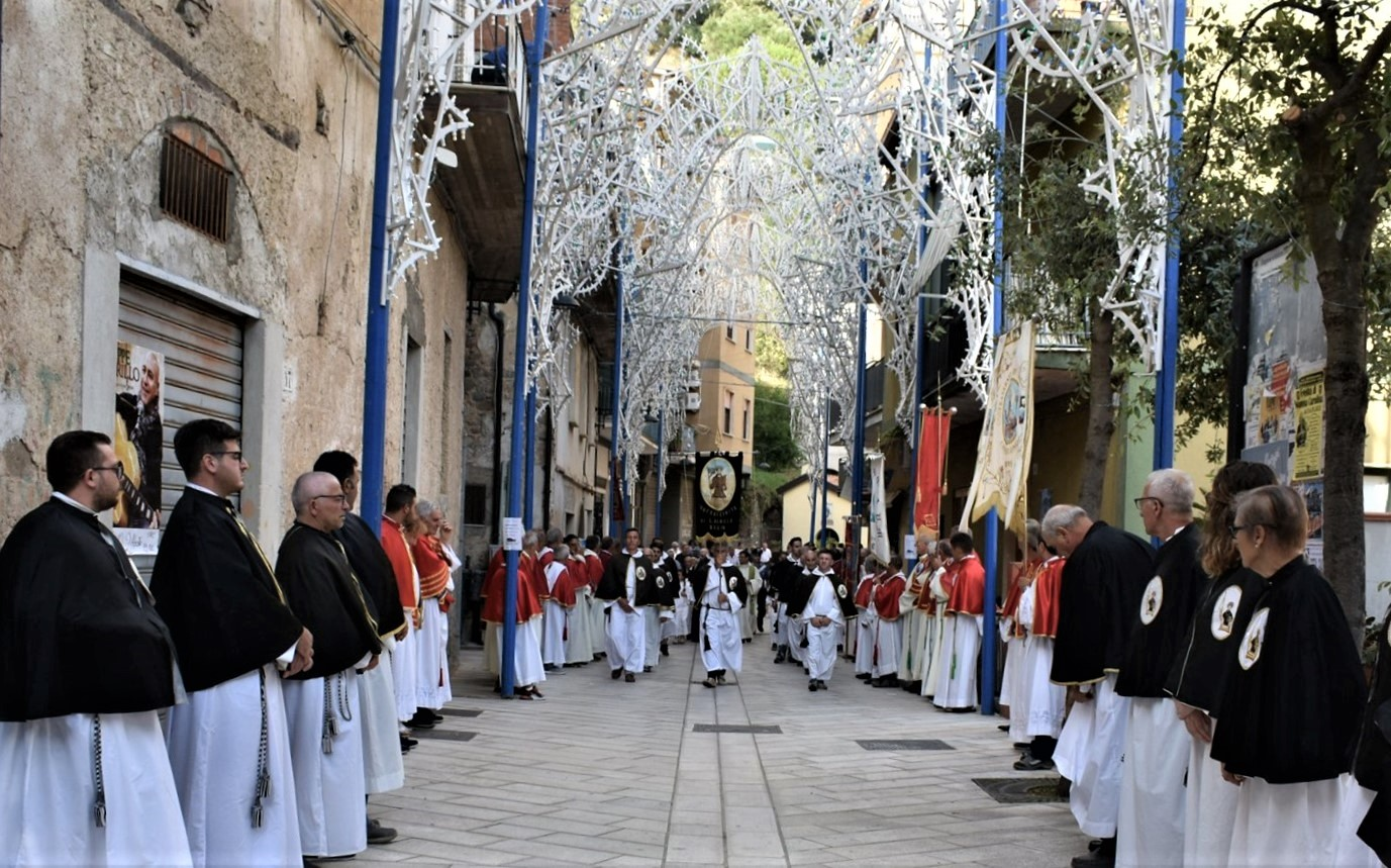 Il santuario di Sant'agnello abate di Rodio, nel comune di Pisciotta, cilento il cilentano (12)