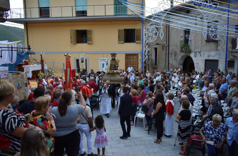 Il santuario di Sant'agnello abate di Rodio, nel comune di Pisciotta, cilento il cilentano (4)