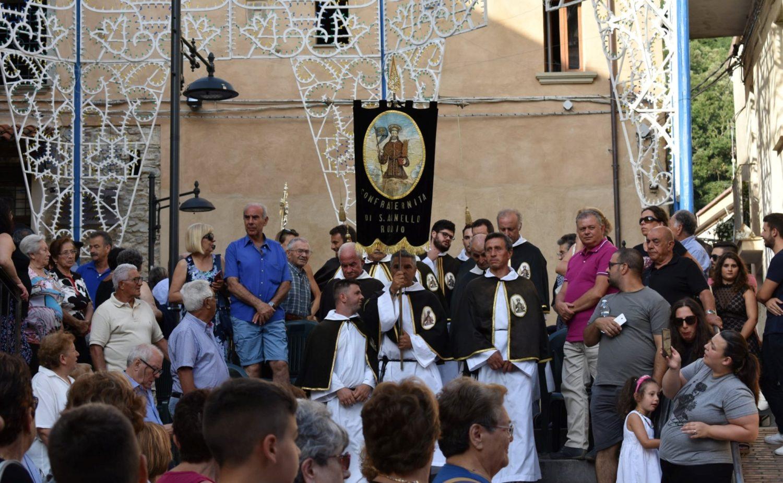 Il santuario di Sant'agnello abate di Rodio, nel comune di Pisciotta, cilento il cilentano (5)