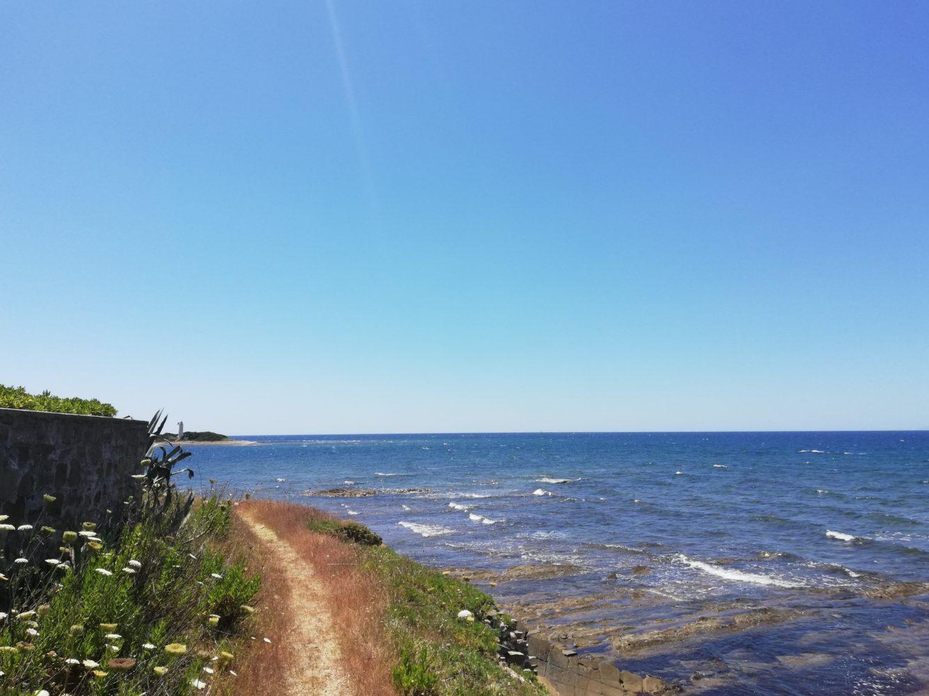 il sentiero di punta licosa da san marco di castellabate verso l'isola della sirena leucosia, il cilentano cilento.jpg