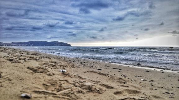 Spiaggia delle saline Palinuro (2)