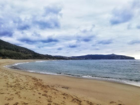 Spiaggia delle saline Palinuro (5)