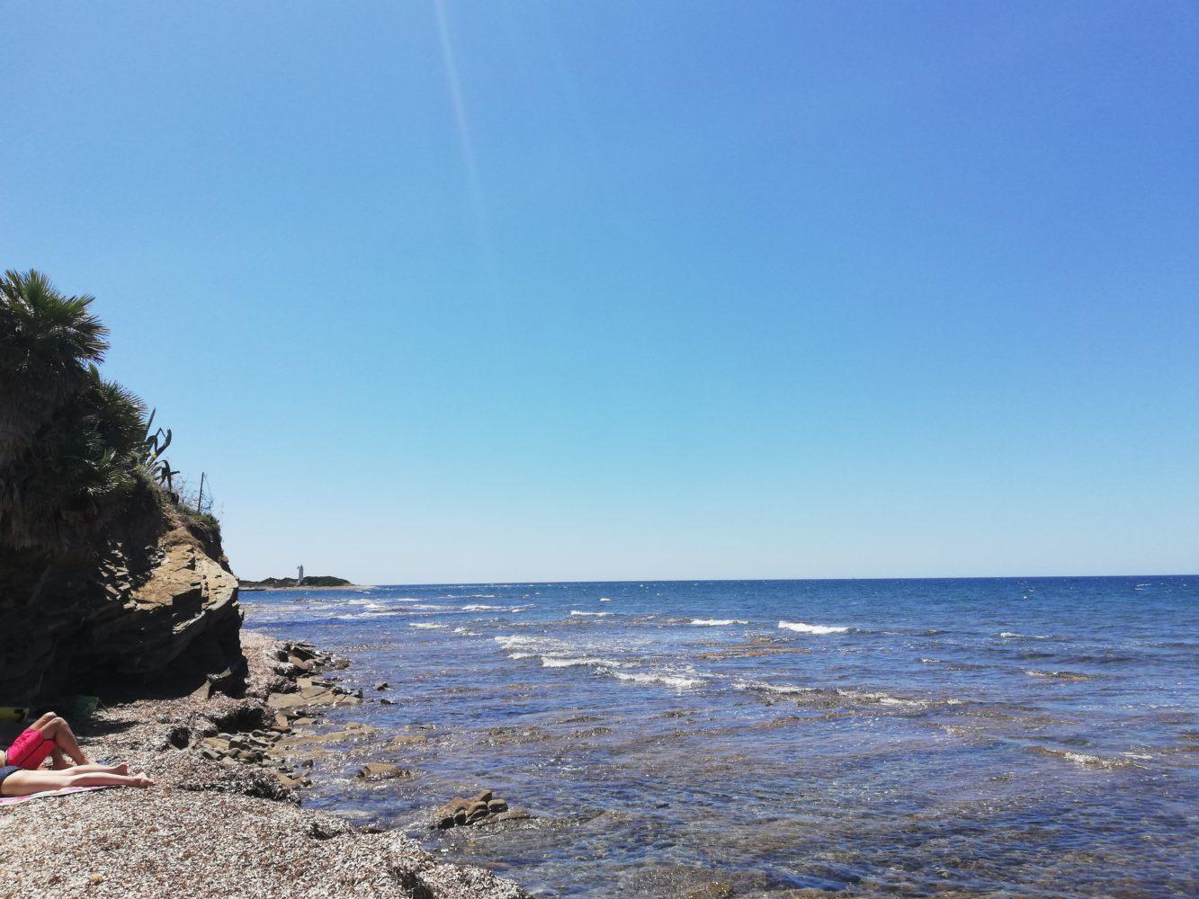 Spiaggia di punta licosa