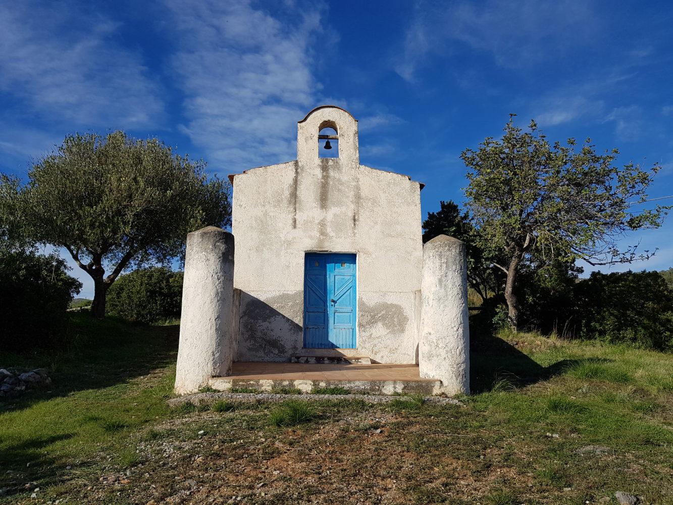 Cappella di Piedigrotta Lentiscosa