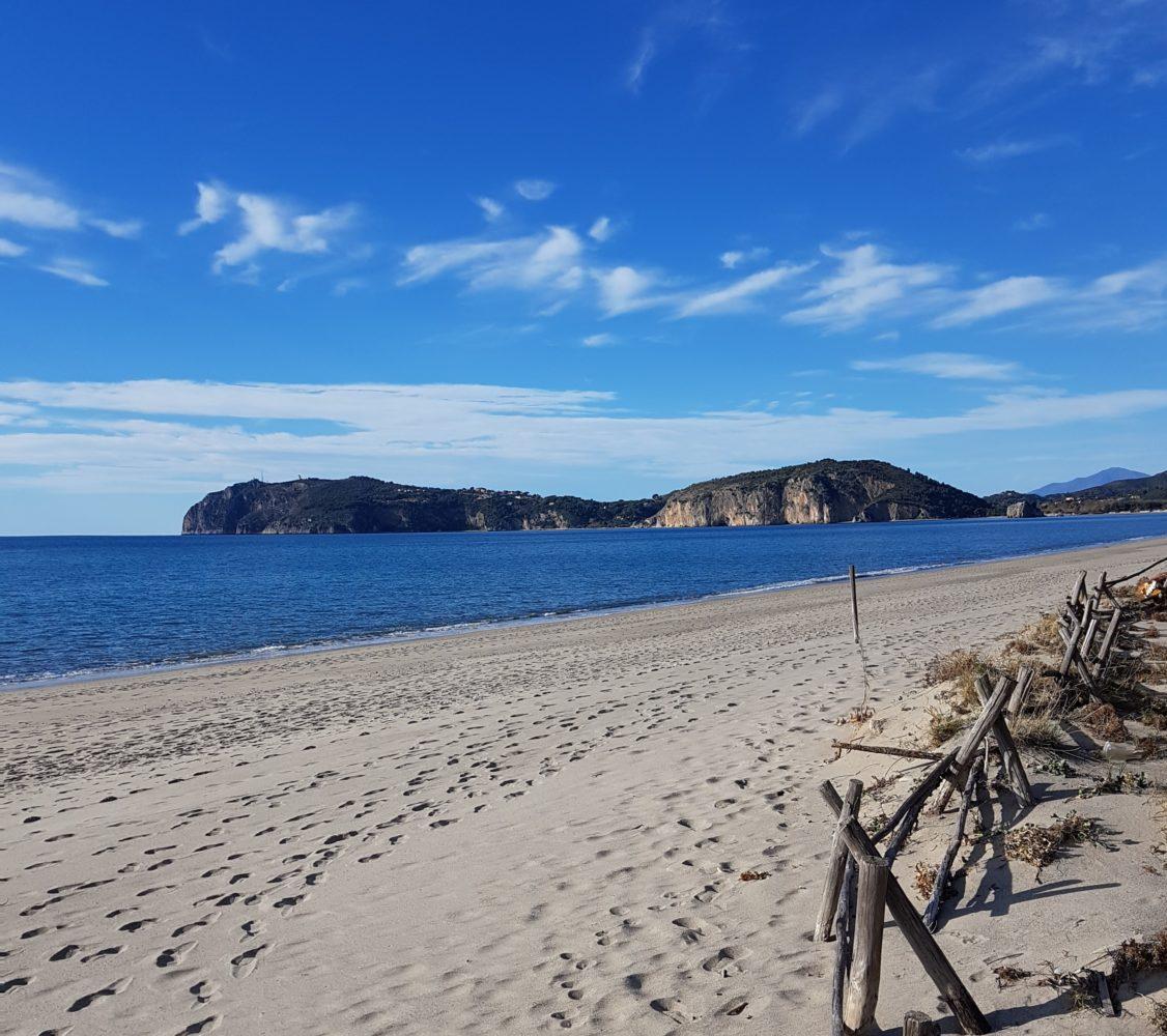 Spiaggia del Mingardo Marina di Camerota