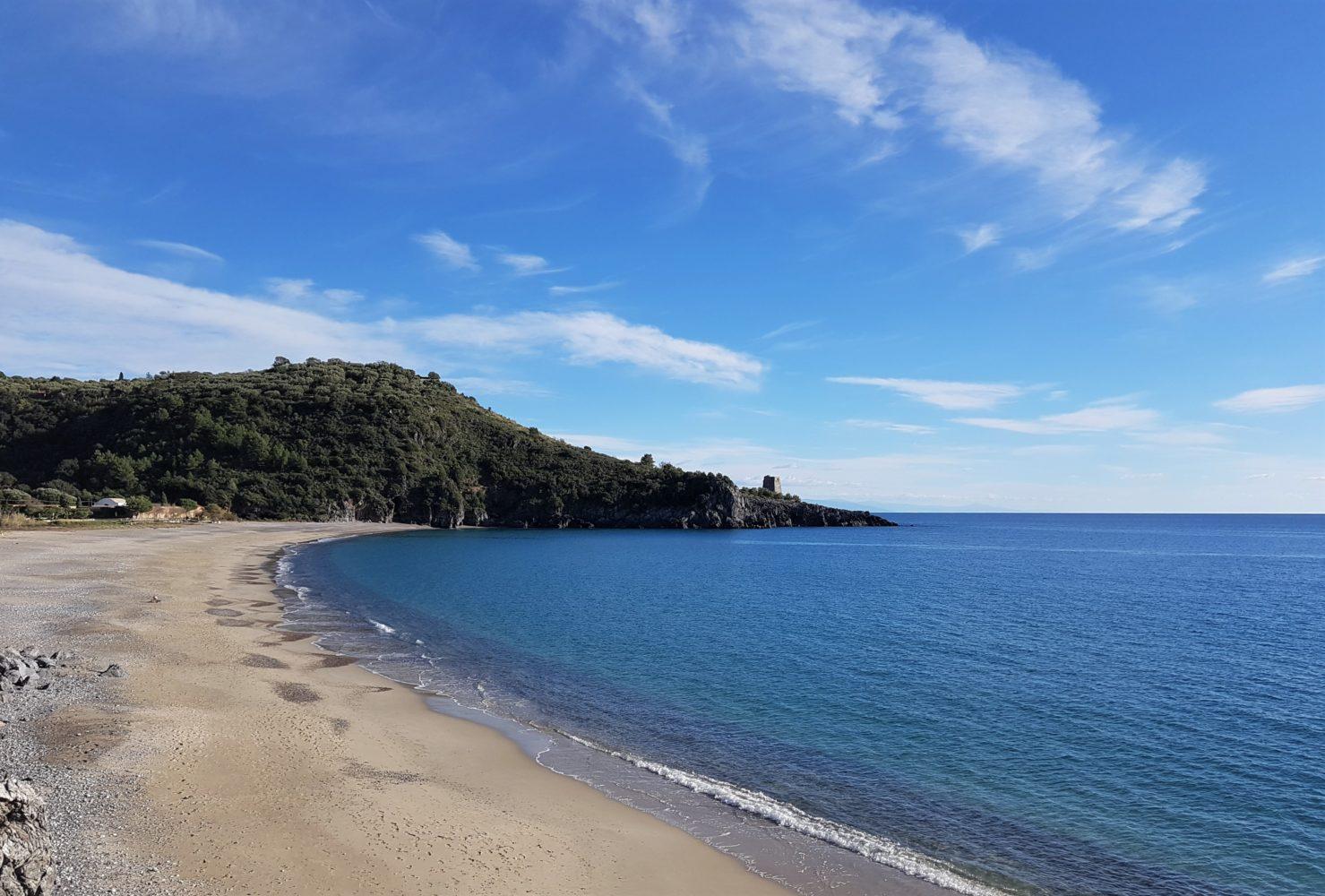 Spiaggia di Lentiscelle Marina di Camerota (2)