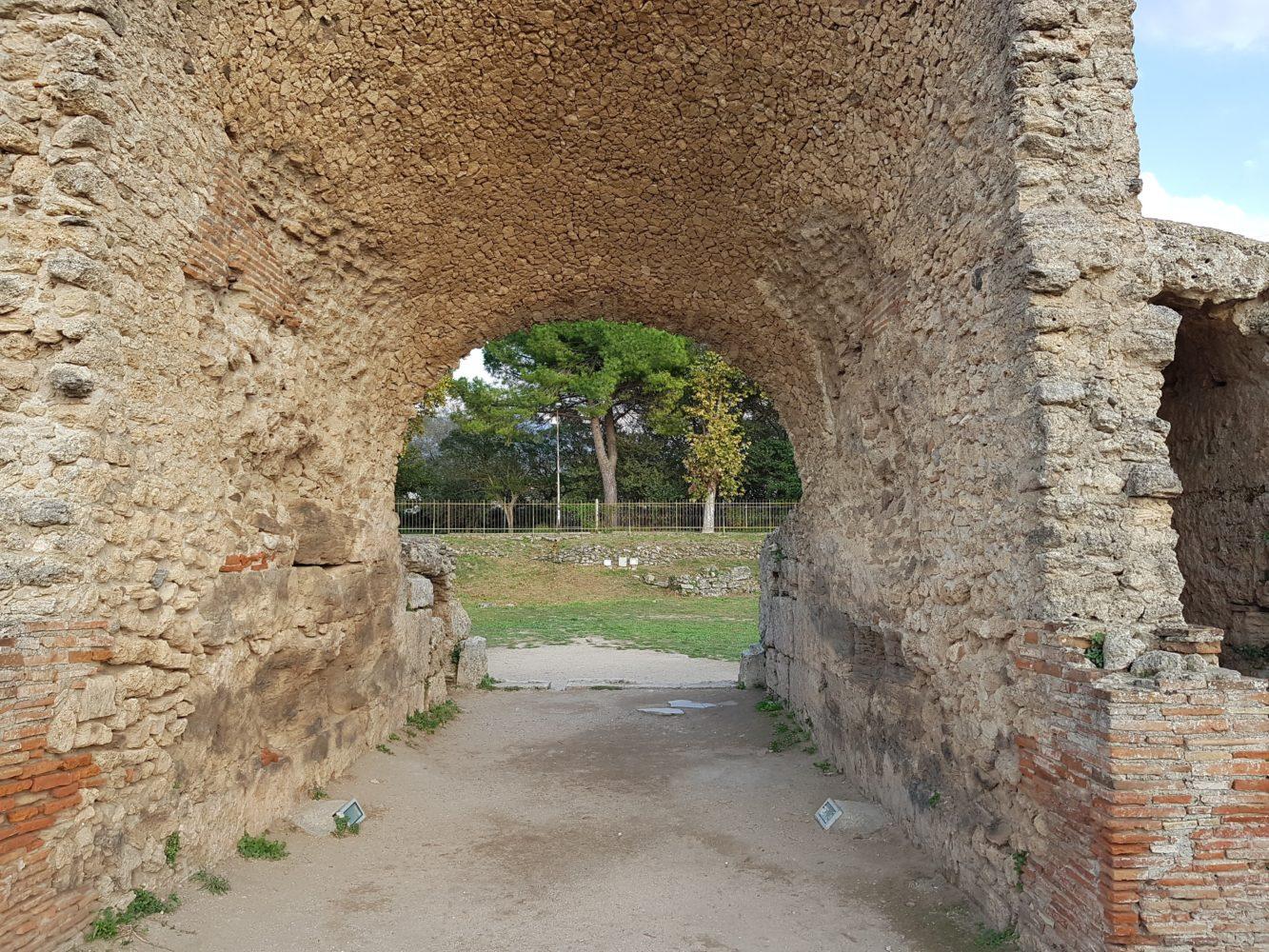 anfiteatro di paestum