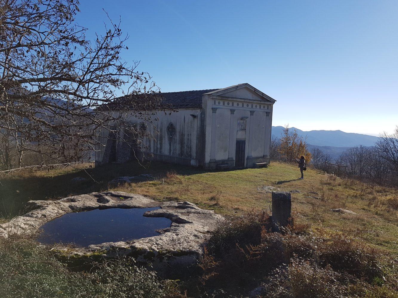 chiessa dell'annunziata parco archeologico della civitella rito mariano sette sorelle