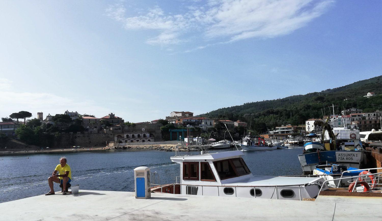 porto di san marco di Castellabate