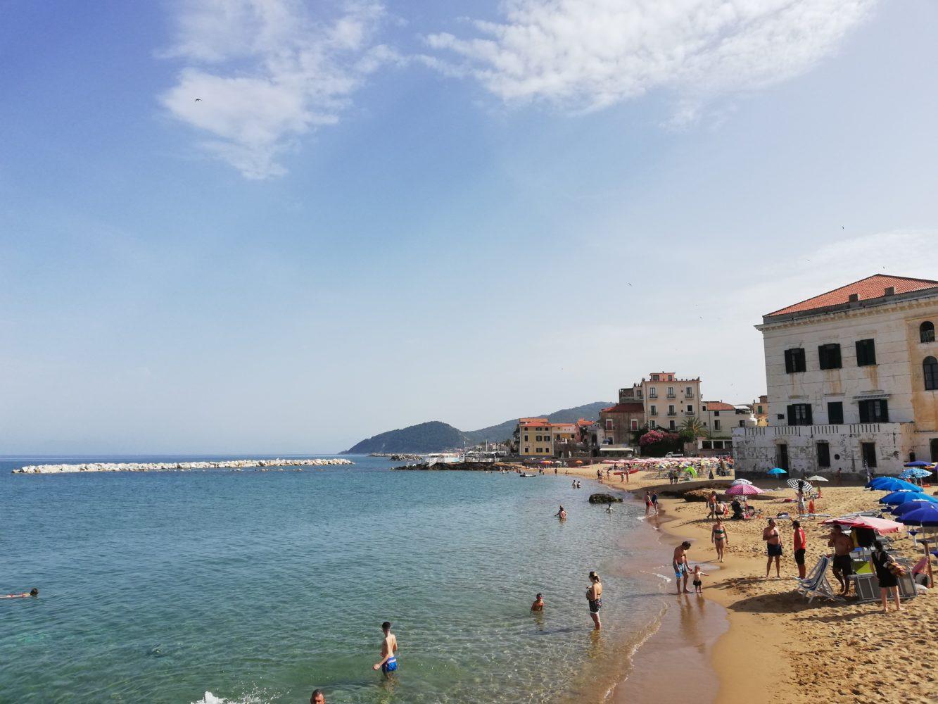 spiagge di castellabatemarina piccola