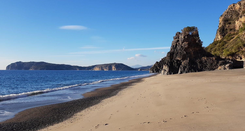 spiaggia di Cala del Cefalo Marina di Camerota