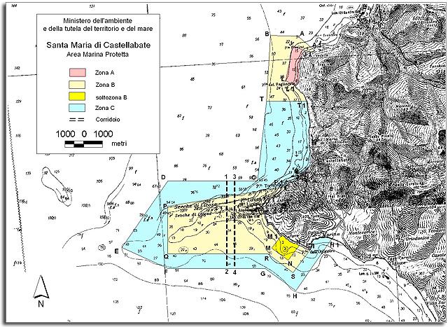 Area marina protetta di Santa Maria di Castellabate