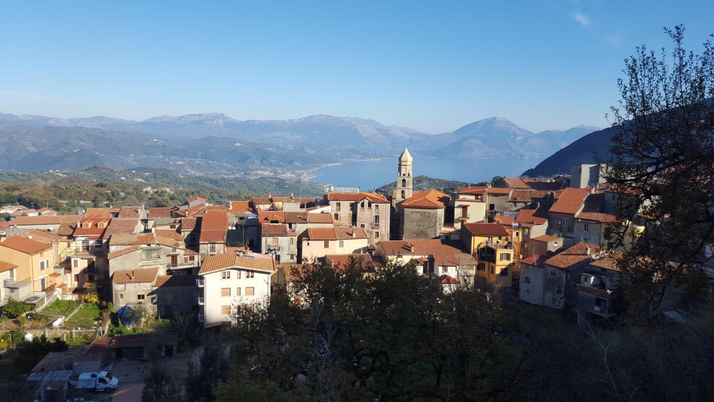 San Giovanni a Piro vista sul golfo di policastro (1)