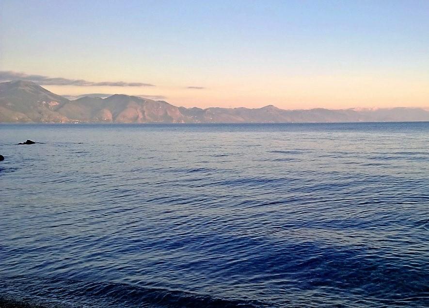Spiaggia della Tragara Scario San Giovanni a Piro
