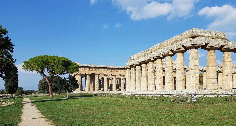 templi di paestum Hera Nettuno Basilica