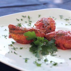 Alici inchiappate pomodoro menaica l'antica arte del gusto il cilentano shop (1)