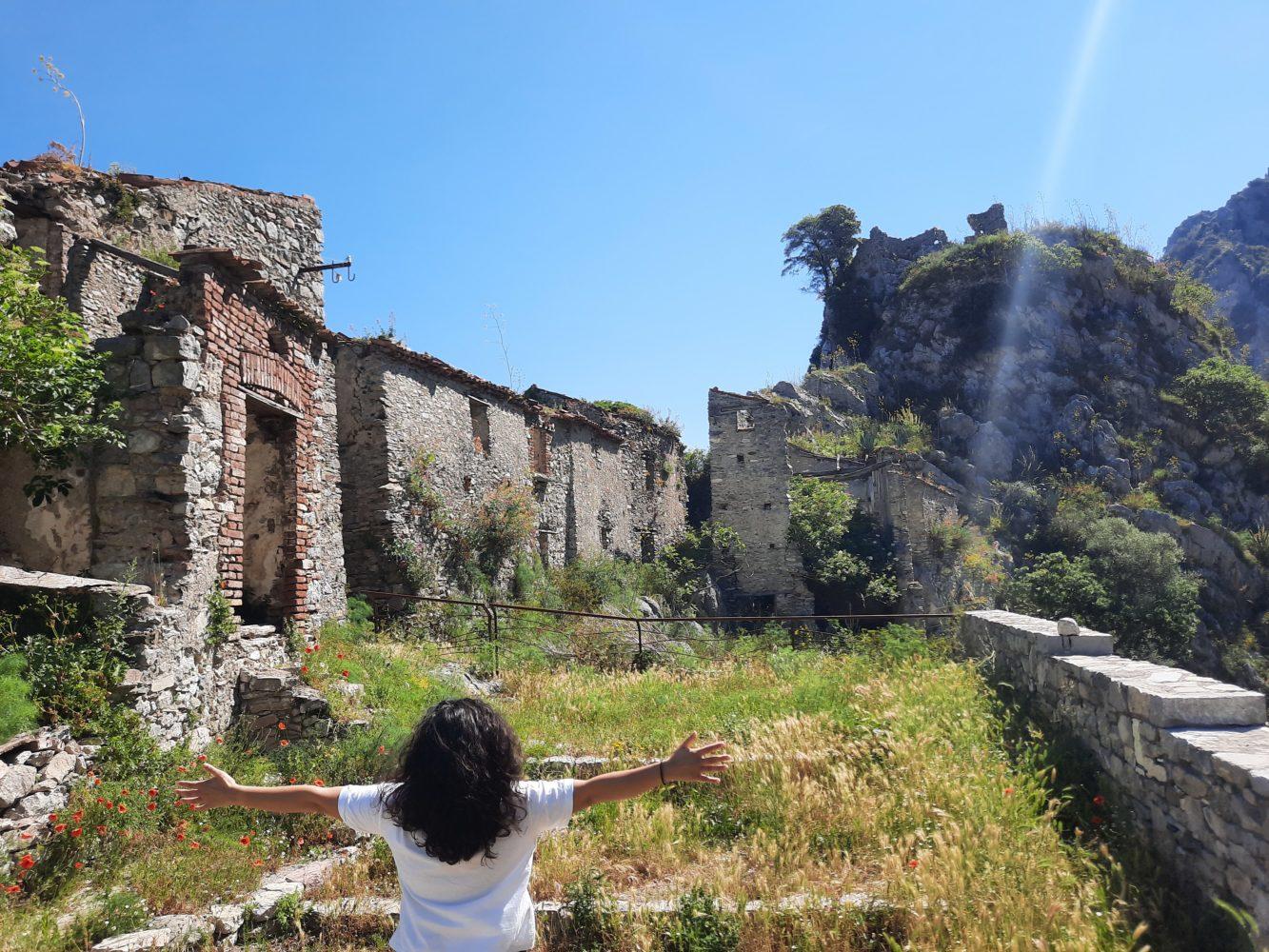 Borgo medievale di San Severino di Centola (1)