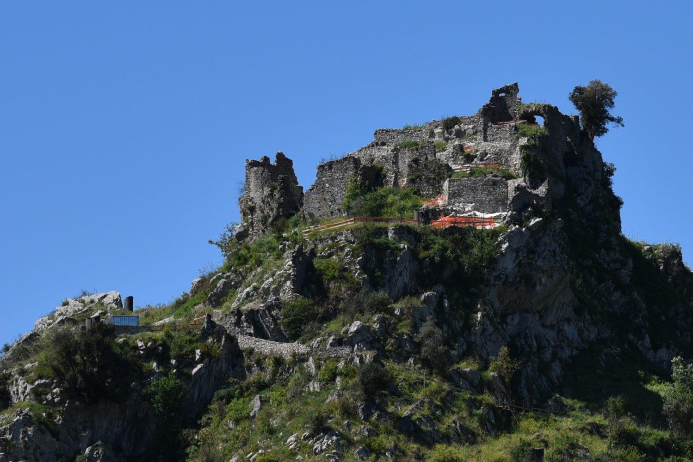 Borgo medievale di San Severino di Centola vecchia