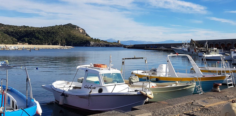 Porti del Cilento approdi turistici bandiera blu 2020 porto di camerota