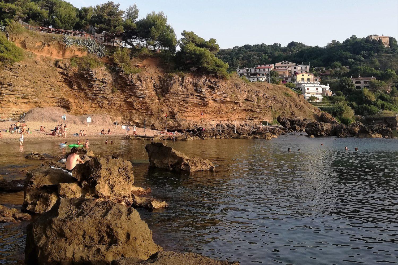 spiaggia ficocella palinuro