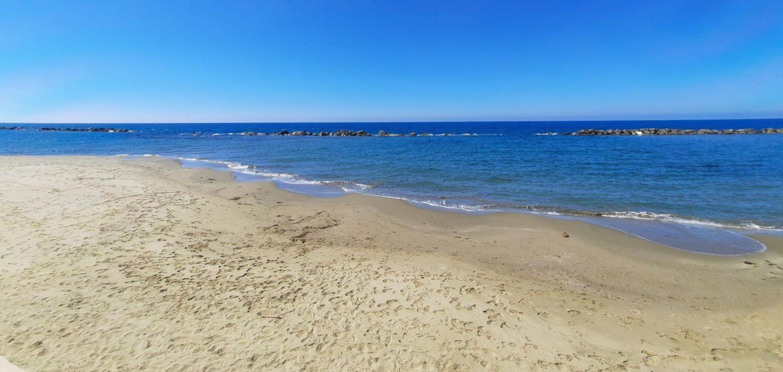Le spiagge di Casal Velino spiaggia il cilentano 2