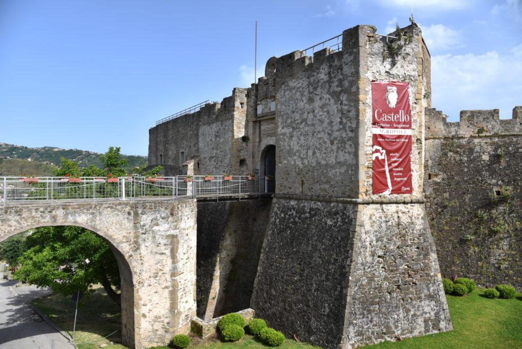 castello di agropoli castello angioino aragonese (9) ponte levatoio
