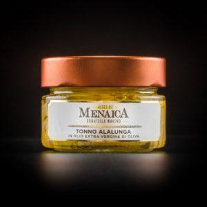 Tonno Alalunga in olio extravergine di oliva 120 gr (2)