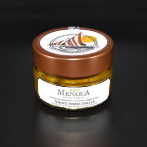 Tonno Pinna Gialla in olio extravergine di oliva 120gr (2)