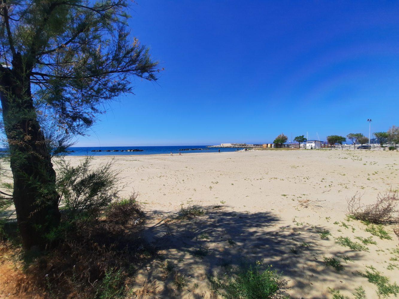 Spiagge di Marina di Casal Velino spiaggia casalvelino il mare (1)