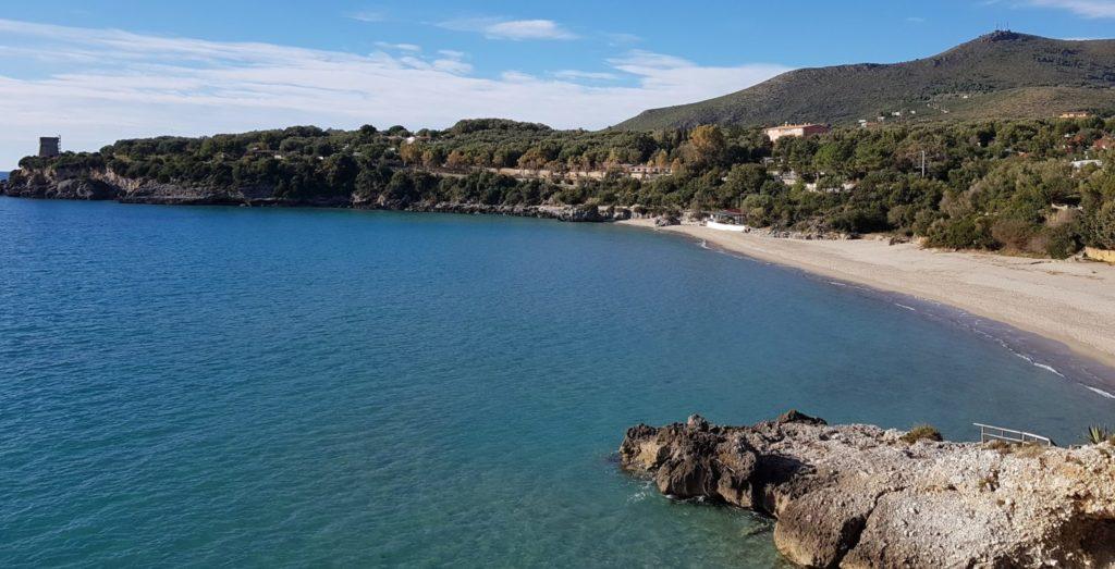 spiaggia della calanca marina di camerota (1)