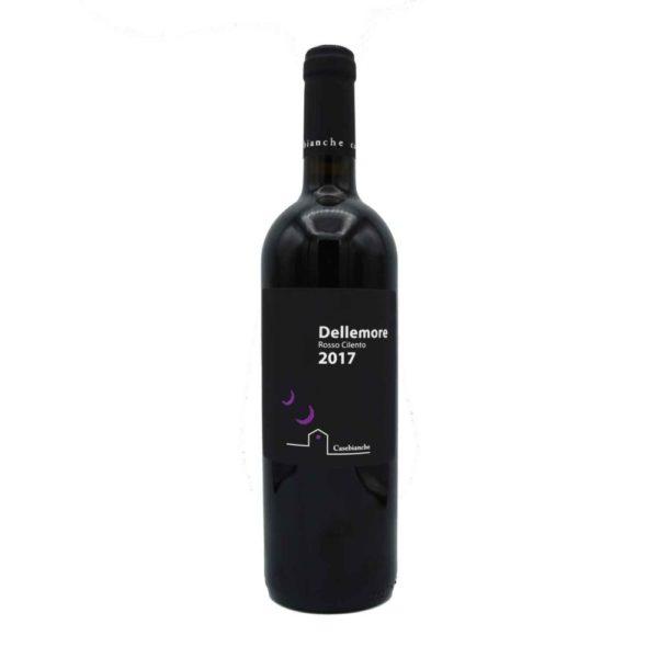 Dellemore-Rosso-Cilento-2017-Vino-rosso-Casebianche