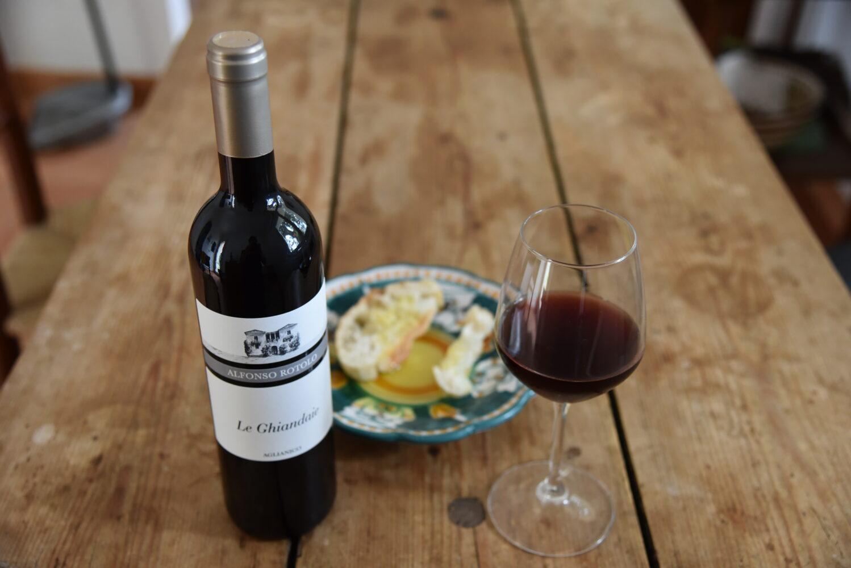 prodotti tipici del Cilento vino Aglianico