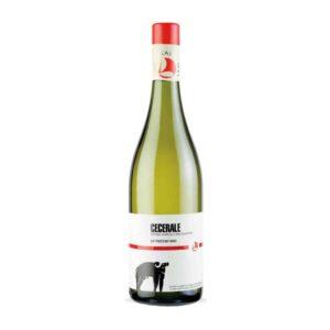 Cecerale igp paestum fiano vino