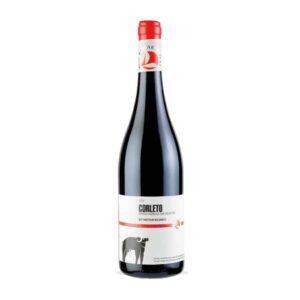 vino corleto igp paestum aglianico