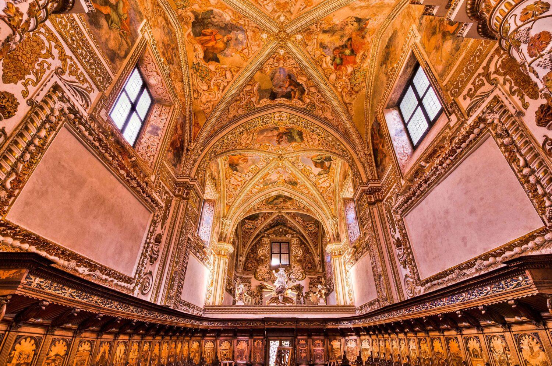 Chiesa Certosa di San Lorenzo Padula