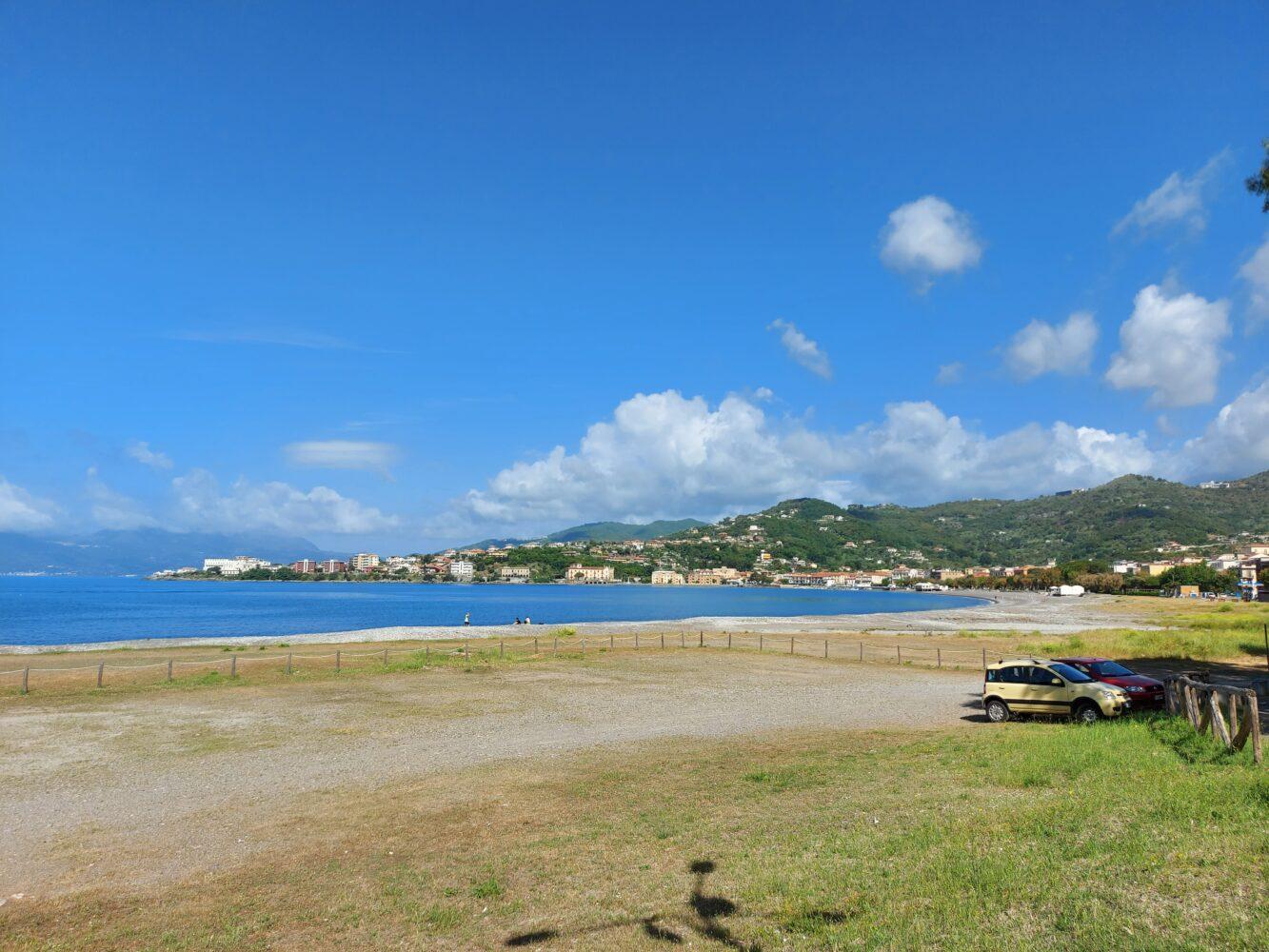 spiaggia san giorgio Sapri spiagge di sapri